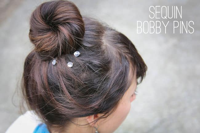 Sequin Bobby Pins