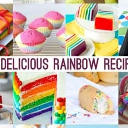 Taste the Rainbow! 16 Colorful Rainbow Recipes