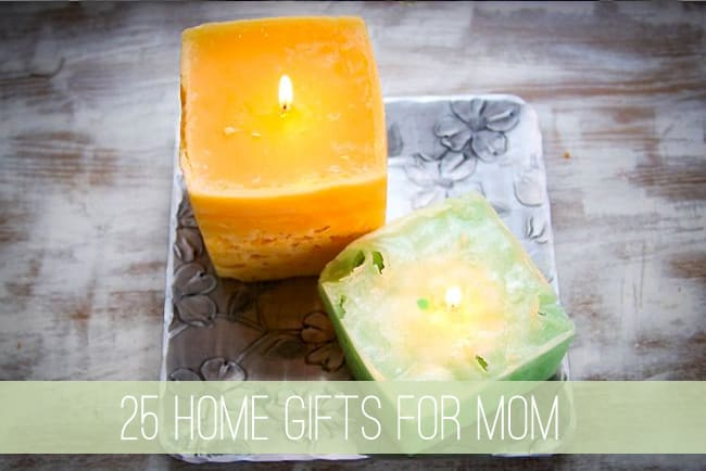 100 Handmade Gifts for Mom | HelloNatural.co