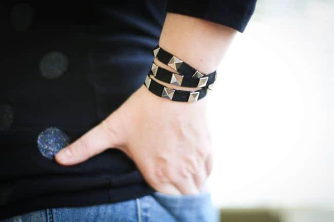 Wrap Bracelet DIY Tutorial