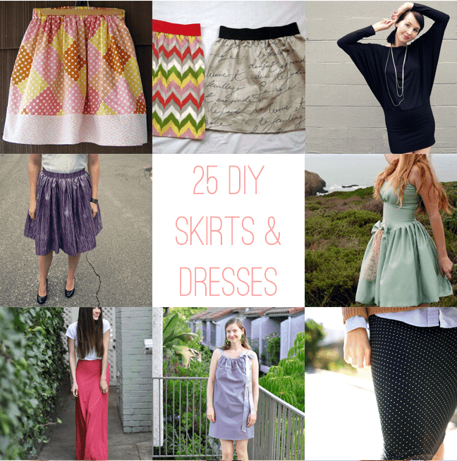 0d1b5d2b77f 25 DIY Dresses and Skirts for Spring and Summer