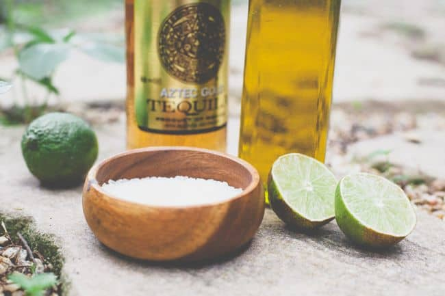 How To Make a Margarita Body Scrub | HelloGlow.co