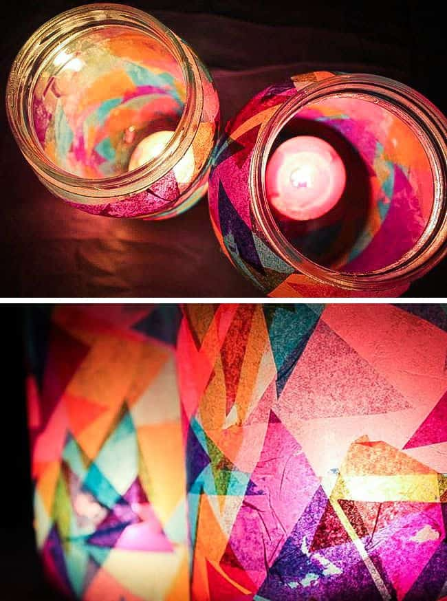 DIY Lantern Jars   HelloGlow.co