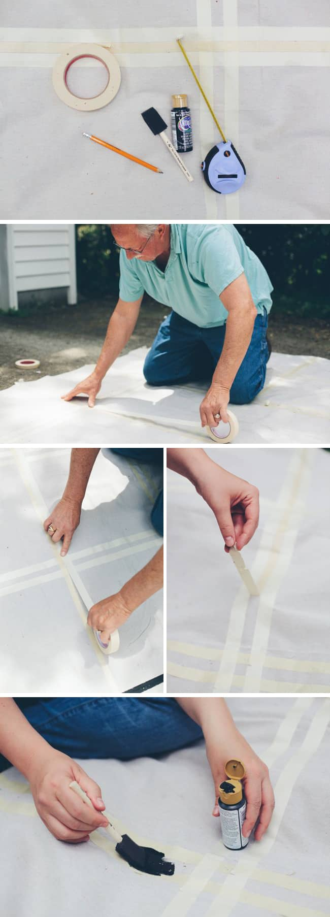 How To Make a Fun Picnic Blanket