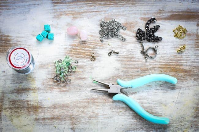bead bracelet materials