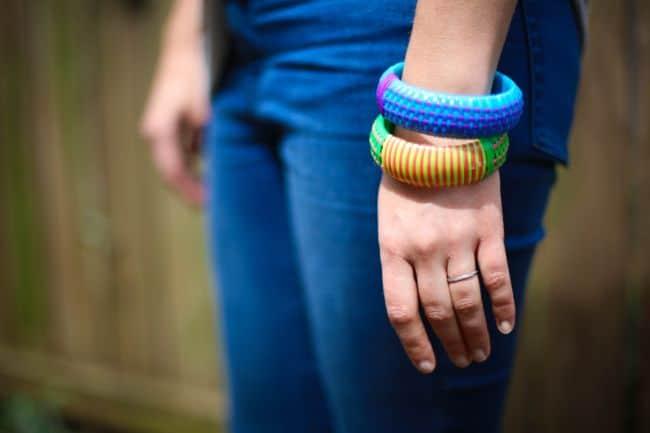 DIY Bracelets by Marc Jacobs | Hello Glow