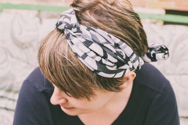 Turban scarf tutorial | Hello Glow