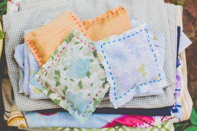 how to make dryer sheets
