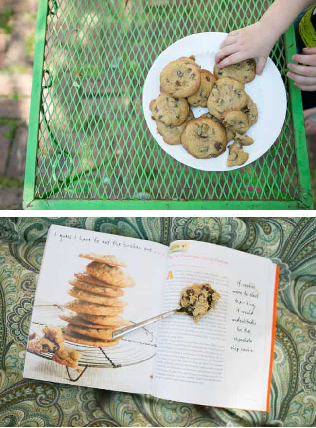 Chocolate chunk cookies recipe | Hello Glow