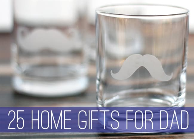 25 Home Gifts | 100 Handmade Gifts For Dad