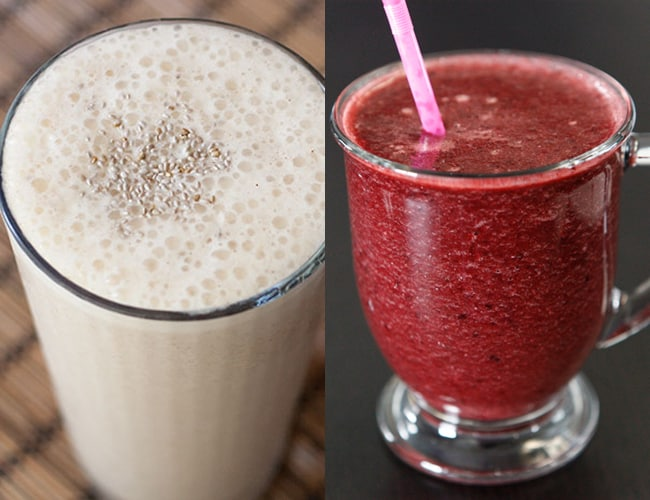 12 Fast, Healthy Smoothies | Hello Glow