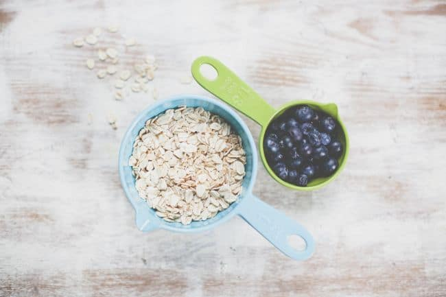 Gentle Blueberry + Oatmeal Cleanser