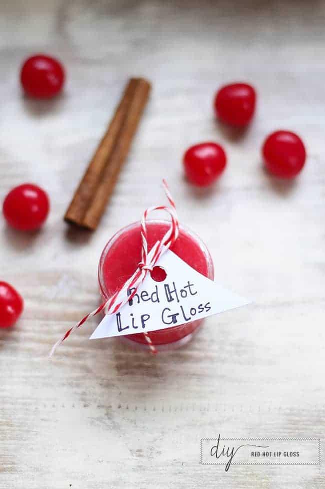 Red Hot Lip Gloss
