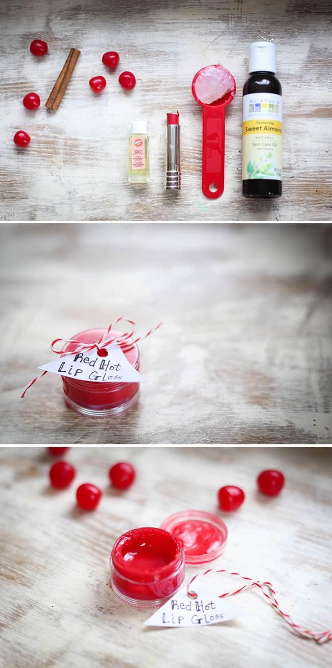 Cinnamon DIY Lip Gloss   HelloGlow.co