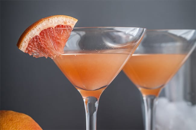 Skinny Martini | 50 Low-Cal Cocktails