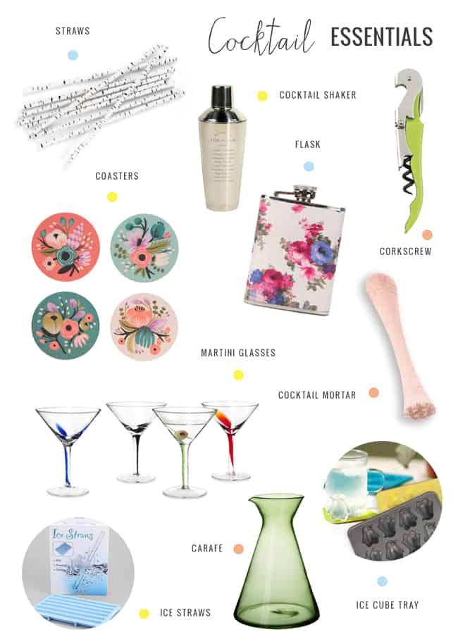 Cocktail Essentials | Hello Glow