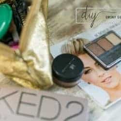 How to do an easy smoky eye for summer