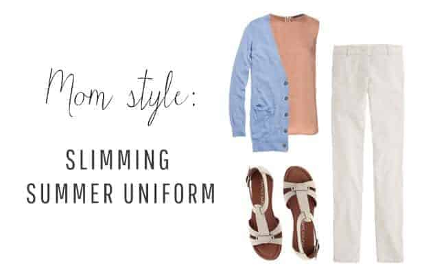 8 Slimming Summer Uniforms