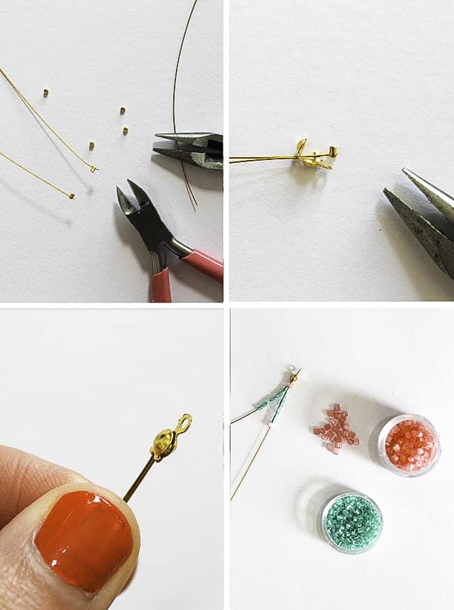 Seed bead bracelets | HelloGlow.co
