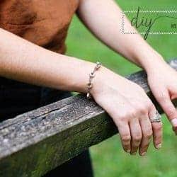 Marc Jacobs Hex Nut Bracelet