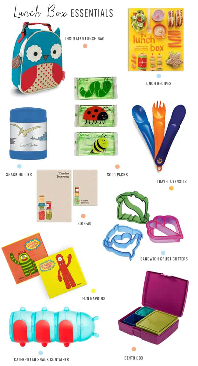 Lunch Box Essentials