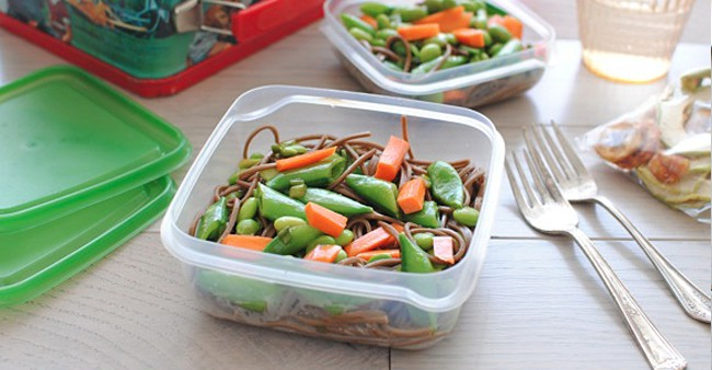 45 Lunch Box Recipes
