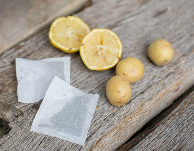 Lemon + Chamomile Hair Treatment | Henry Happened