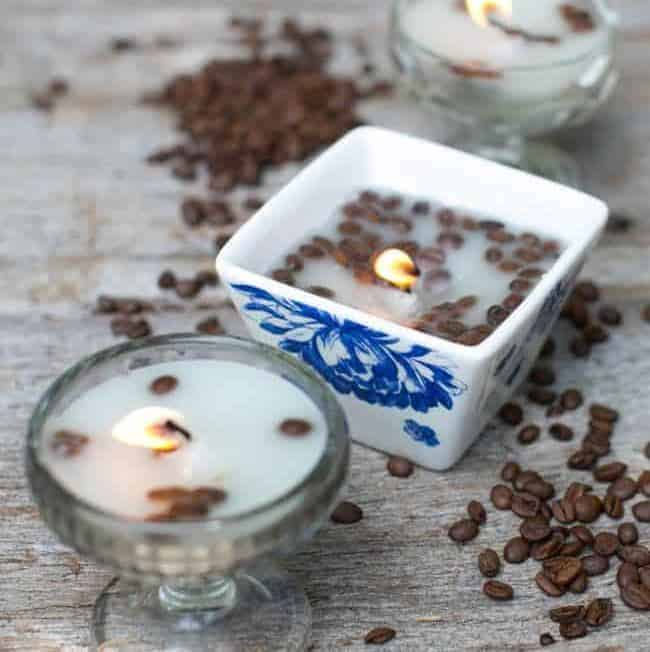 Make Your House Smell Amazing with DIY French Vanilla Candles