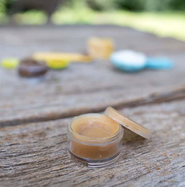 Homemade Lip Balm Recipe | Henry Happened