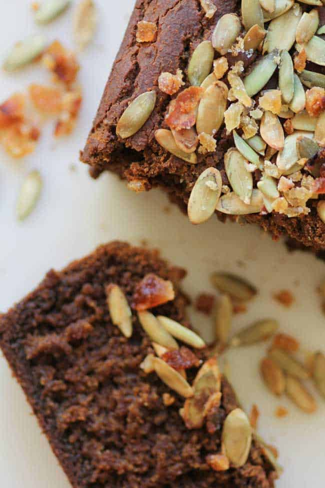 Gluten Free Pumpkin Bread | HelloGlow.co