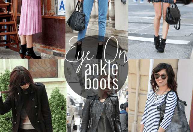 9 Ankle Boots Perfect for Fall