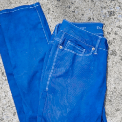Rehab Old Jeans with Indigo Dye