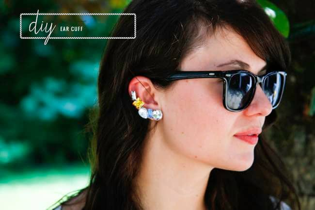 DIY Ear Cuff | Henry Happened