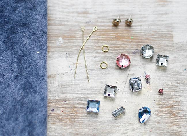 J Crew Inspired Earrings