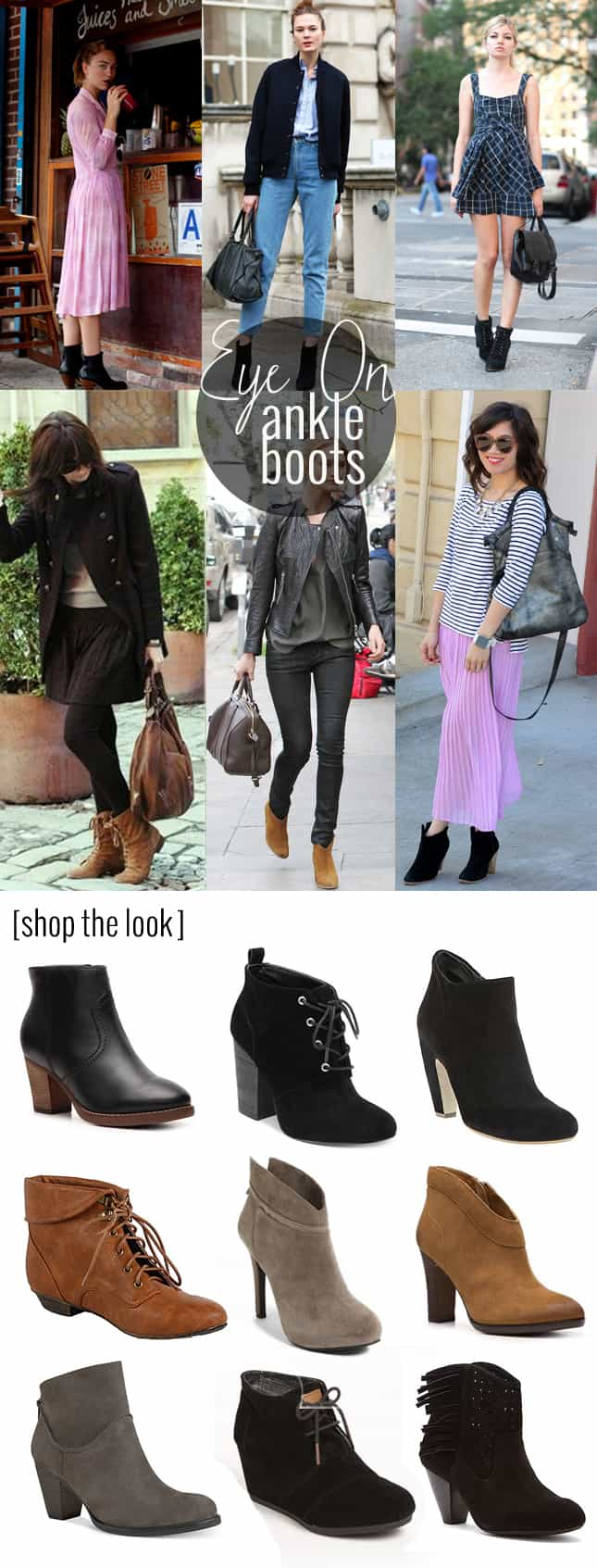 9 Ankle Boots Perfect for Fall | Hello Glow