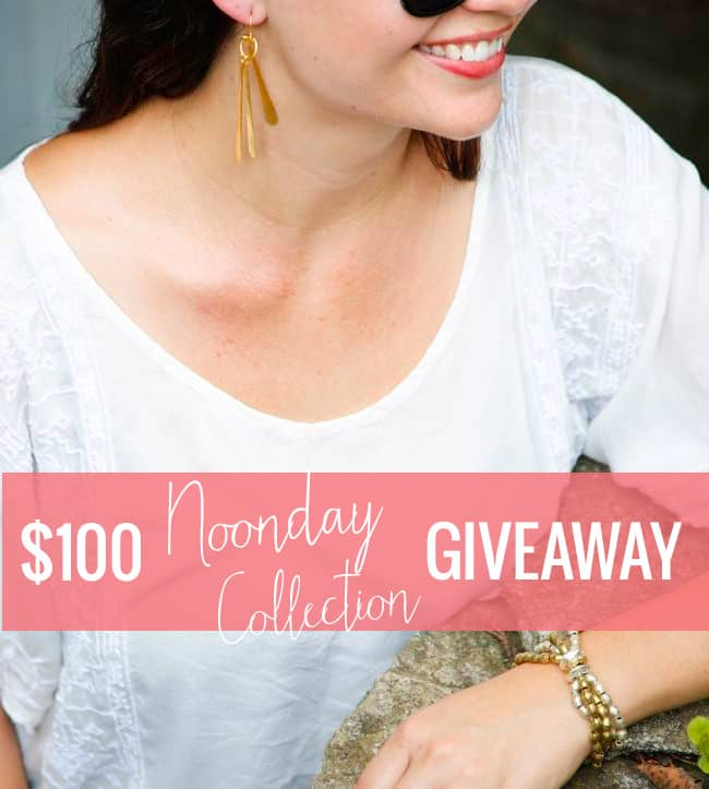 Noonday Collection Giveaway