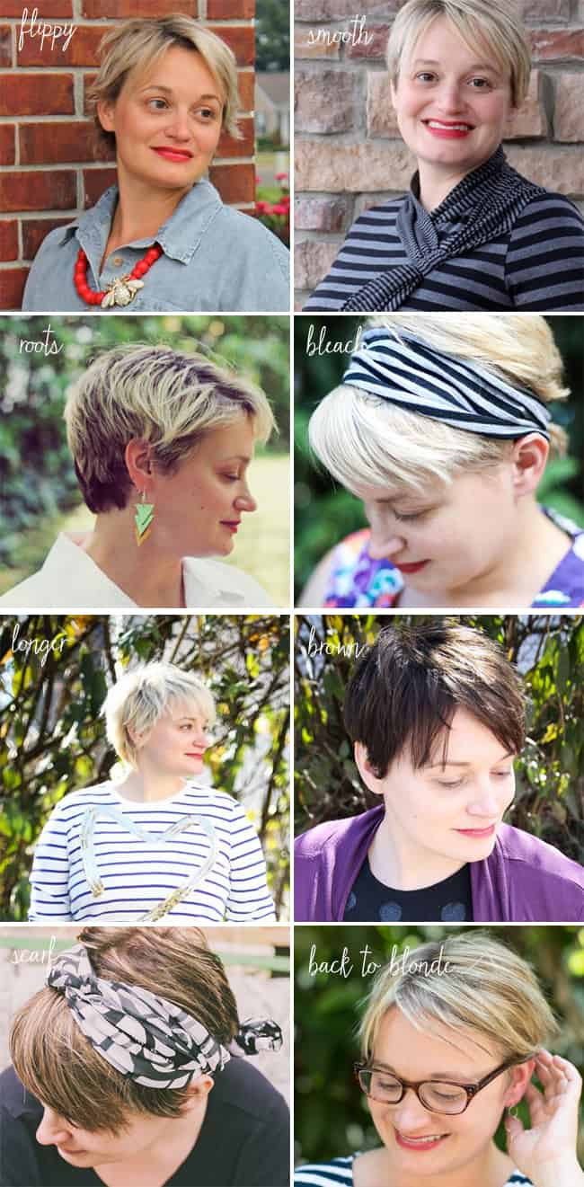 Short Hair Retrospective | Hello Glow