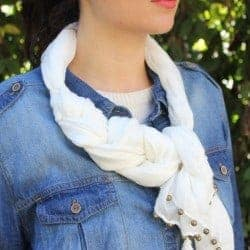 13 Super Stylish Ways to Tie a Scarf