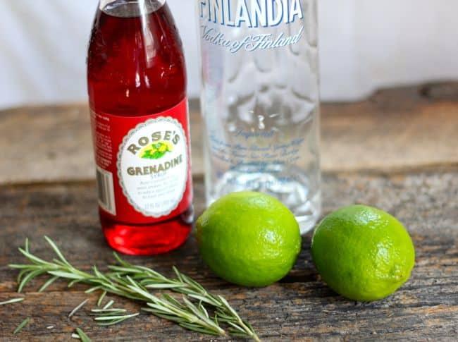 Vodka Blush Recipe | Henry Happened