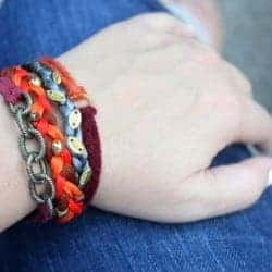 Pumpkin Spice Stack! Make 4 Fall Bracelets