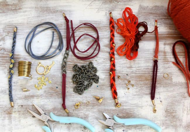 DIY Bracelets for Fall | Henry Happened