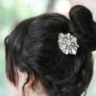 Jewel Hair Combs