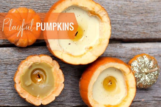 25 Playful Pumpkin Ideas   Hello Glow