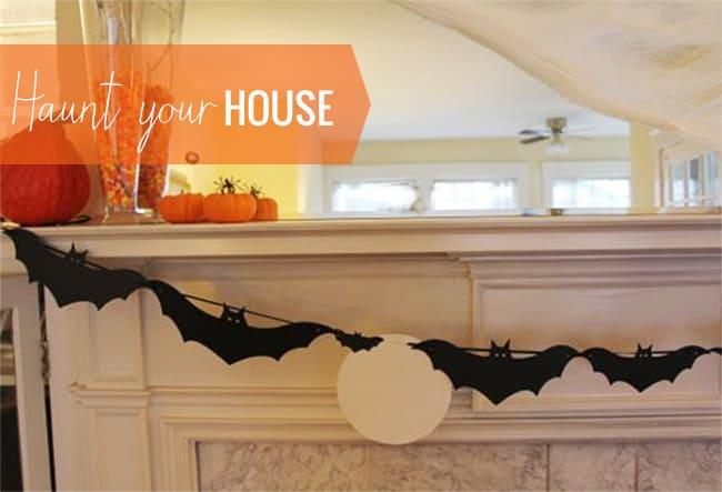 25 Haunt Your House Ideas   Hello Glow