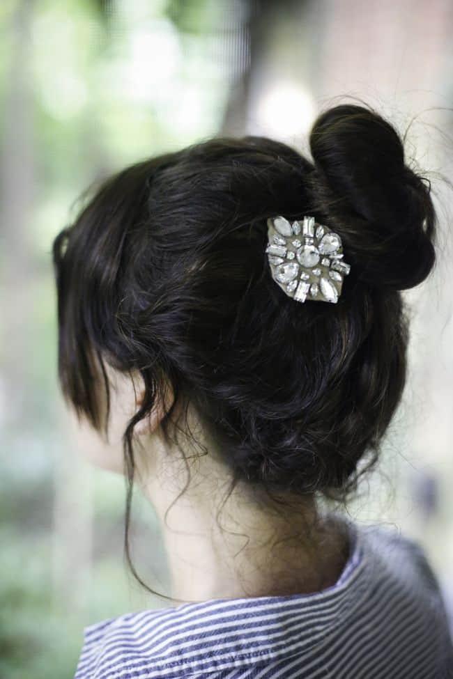 Jewel Hair Clips | Hello Glow