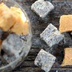 How to Make Sugar Scrub Cubes (+ 3 Fall Recipes)