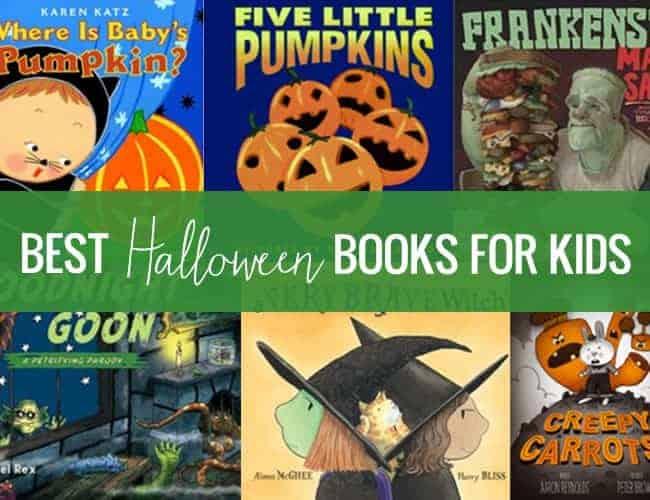 9 halloween books for kids - Halloween Books For Babies