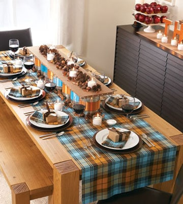 Versatile Holiday Table
