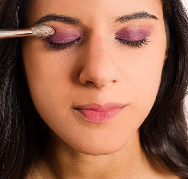 How to do pretty eye makeup