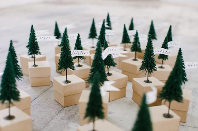 Mini Tree Advent Calendar   Hello Glow